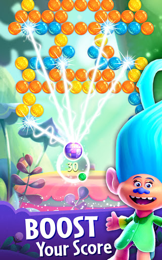 DreamWorks Trolls Pop: Bubble Shooter & Collection  screenshots 22