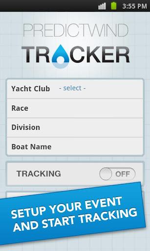 predictwind tracker screenshot 1