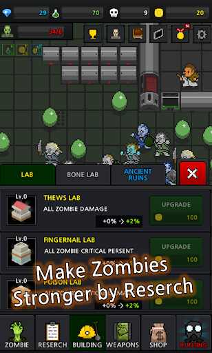 Grow Zombie VIP - Merge Zombies  screenshots 16