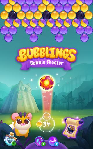 Bubblings - Bubble Shooter apkpoly screenshots 5