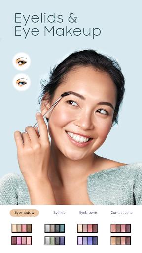 YuFace: Makeup Camera, Makeover Face Editor Magic 2.0.9 screenshots 4