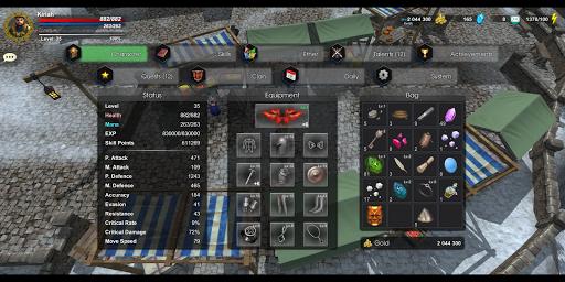Kongardion [RPG Hack & Slash Action Adventure] APK MOD (Astuce) screenshots 3