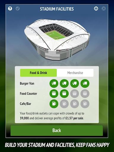 Football Chairman - Build a Soccer Empire  Screenshots 13