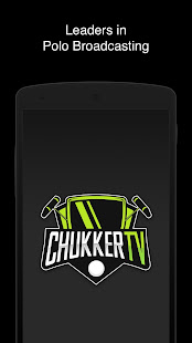 Download ChukkerTV For PC Windows and Mac apk screenshot 1