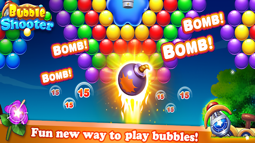 Bubble Shooter - Addictive Bubble Pop Puzzle Game apktram screenshots 20