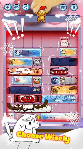 slide puzzle: train brain by solving cat challenge screenshot 3