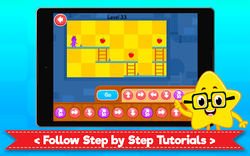 Coding Games For Kids - Learn To Code With Play  screenshots 23
