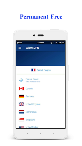 WhatsVPN - Unlimited Free VPN 2.3.700 Screenshots 3