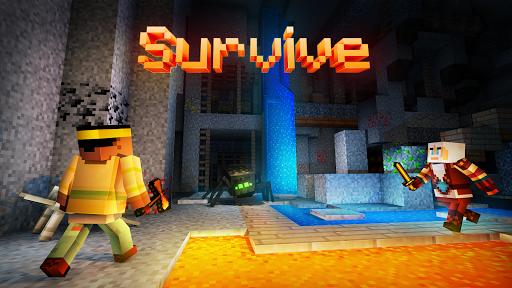 Block World 3D: Exploration & Survival  screenshots 4