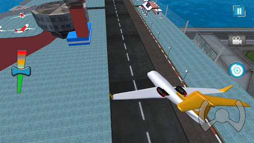 Airplane Flight Simulator: Flying Plane Games 2020 apkdebit screenshots 8