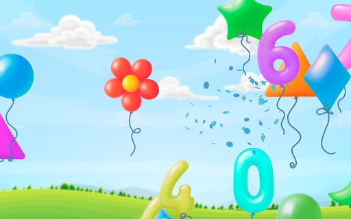 Balloon Pop for toddlers. Learning games for kids 1.9.2 Screenshots 7