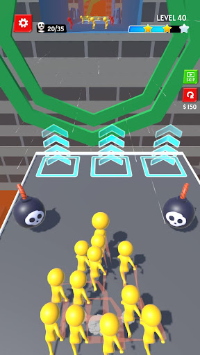 Run Race 3d : Fun Race - Short Cut Running Games  screenshots 16