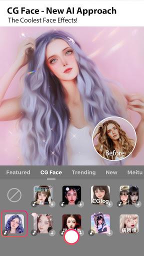 Meitu u2013 Beauty Cam, Easy Photo Editor 9.0.4.5 screenshots 1