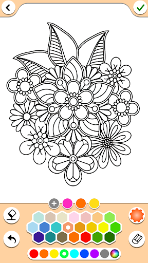Mandala Coloring Pages 16.2.6 Screenshots 2
