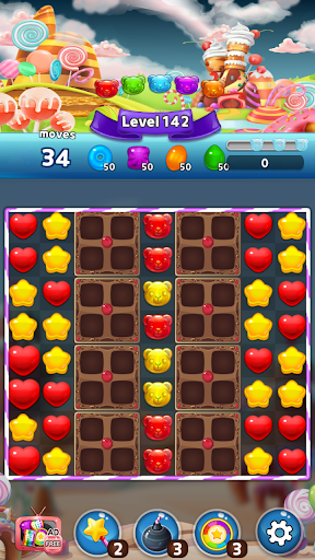 My Jelly Bear Story: New candy puzzle screenshots 7