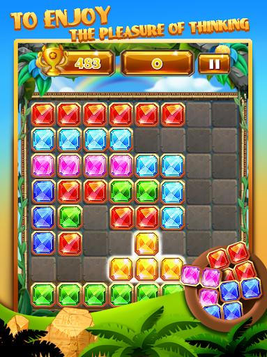 puzzle block egyptian quest screenshot 1