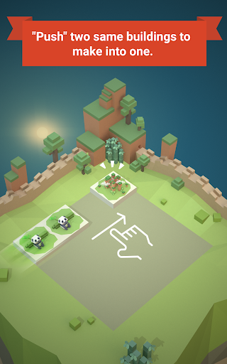 Age of 2048u2122: World City Merge Games 2.4.9 screenshots 8