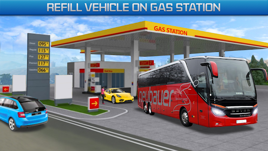 Gas Station Bus Driving For Pc   How To Install (Download On Windows 7, 8, 10, Mac) 1