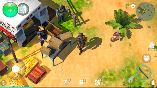 Survivalist: invasion PRO (2 times cheaper) Screenshot