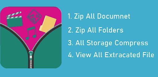 Zip & Unzip Rar Files Archiver .APK Preview 0