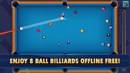 8 ball pool 3d - 8 Pool Billiards offline game  Screenshots 4