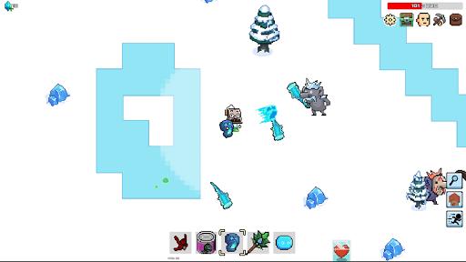 Whatcraft pixel games offline  screenshots 24