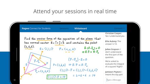 Nagwa Connect for Students 1.6.0 Screenshots 2