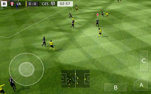 First Touch Soccer 2015 2.09 Apk Mod (Unlocked) 9