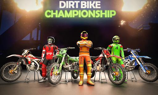 Trial Extreme Motocross Dirt Bike Racing Game 2021 apklade screenshots 2