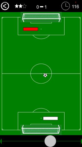 soccer pong game screenshot 2
