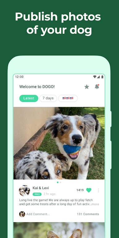 Dog & Puppy Training App with Clicker by Dogo  poster 6
