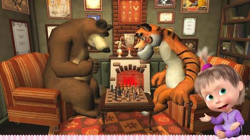 Masha and the Bear: Good Night! 1.3.1 screenshots 5