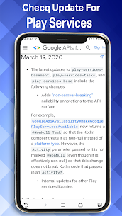 Play Services Update Info 2021    Play Store Info 9