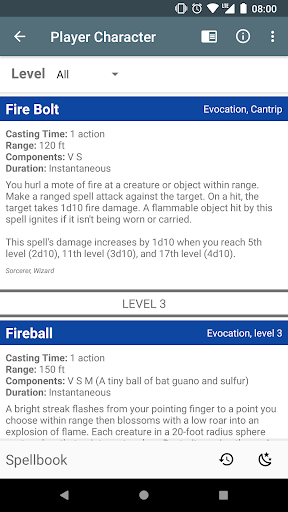 D&D Session Assistant 2.42.8 screenshots 2