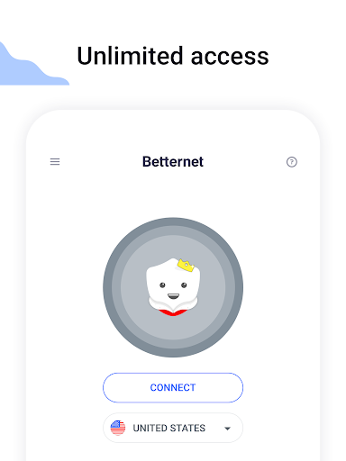 VPN Free - Betternet Hotspot VPN & Private Browser 5.8.0 Screenshots 3