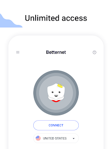 Download Betternet Hotspot VPN MOD APK 5.9.1 [Premium] For Android 8