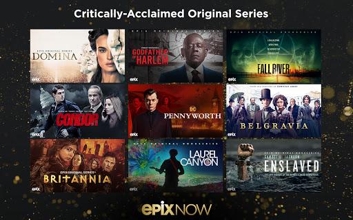 EPIX NOW: Watch TV and Movies apkdebit screenshots 10