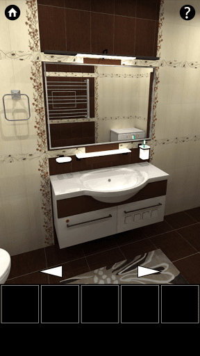 Bathroom - room escape game -  screenshots 2