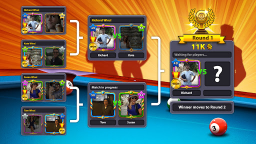 8 Ball Pool 5.2.6 screenshots 4