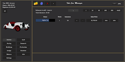 Idle Car Manager