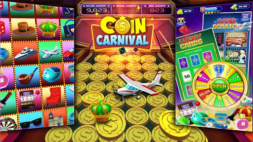 Coin Carnival - Vegas Coin Pusher Arcade Dozer 3.1 screenshots 1