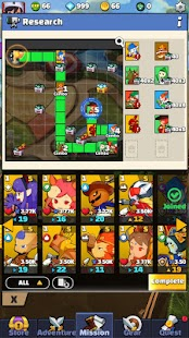HelloHero AllStars:Idle League Screenshot