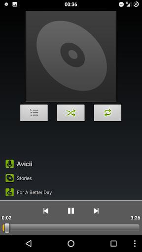 AOSP Music+ 1.3.1a Screenshots 2