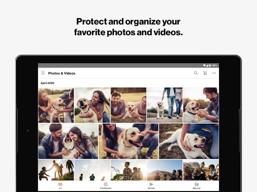 Verizon Cloud screenshot 8