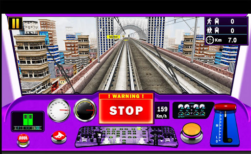 Indian Metro Train Simulator 1.15 screenshots 4