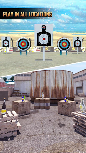 Shooting Master - free shooting games 1.0.7 screenshots 1
