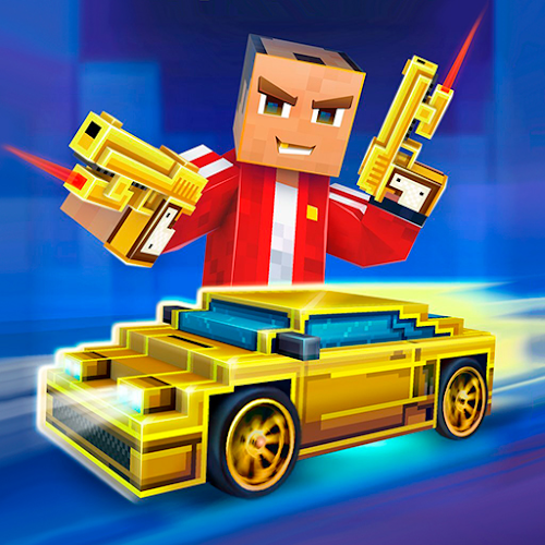 Block City Wars: Pixel Shooter with Battle Royale 7.2.2