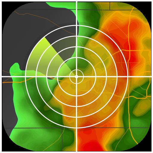 Free Weather Radar - Live Maps & Alerts