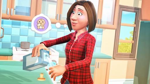 Virtual Mother Game: Family Mom Simulator  screenshots 3