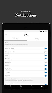 The Wall Street Journal Mod Apk (Subscribed/Paid Features Unlocked) 9
